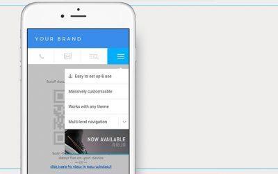 Aggiungi nuove funzionalità al menu del tuo sito WordPress da telefono