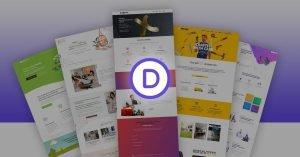 Esempi di siti fatti con Divi
