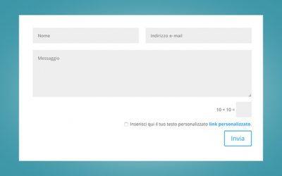 Come aggiungere il checkbox del trattamento dati nel form di Divi