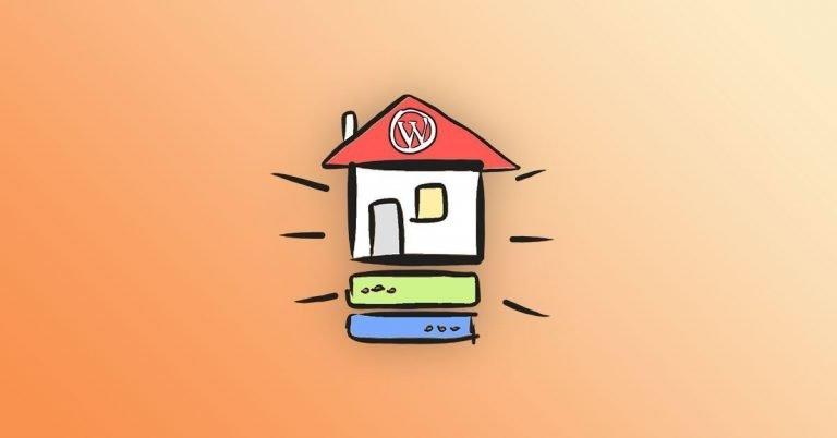 Casa WordPress migliori hosting