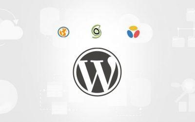 Top 3 migliori hosting per WordPress