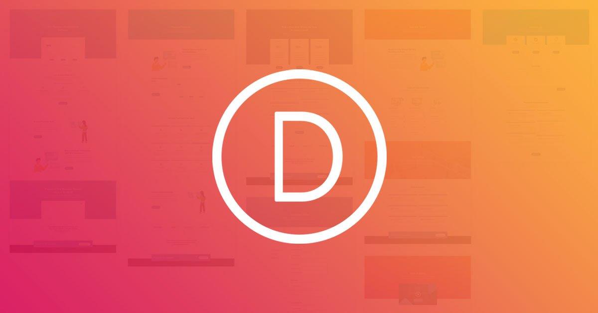 Dove trovare siti e idee per layout gratis e premium per il tema Divi di Elegant Themes