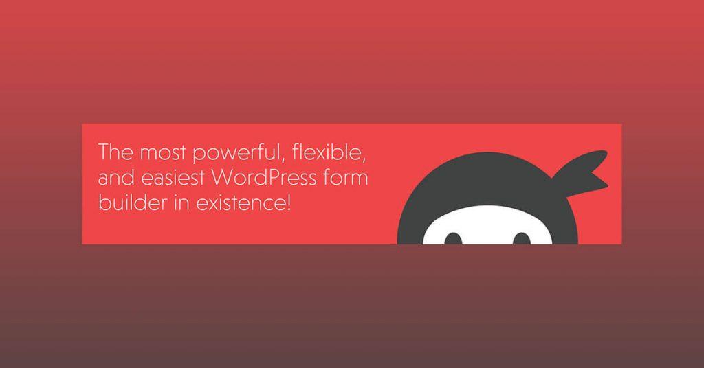 Ninja Forms Migliori Moduli contatto WordPress