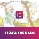 Corso Elementor Italiano - Elementor Basic