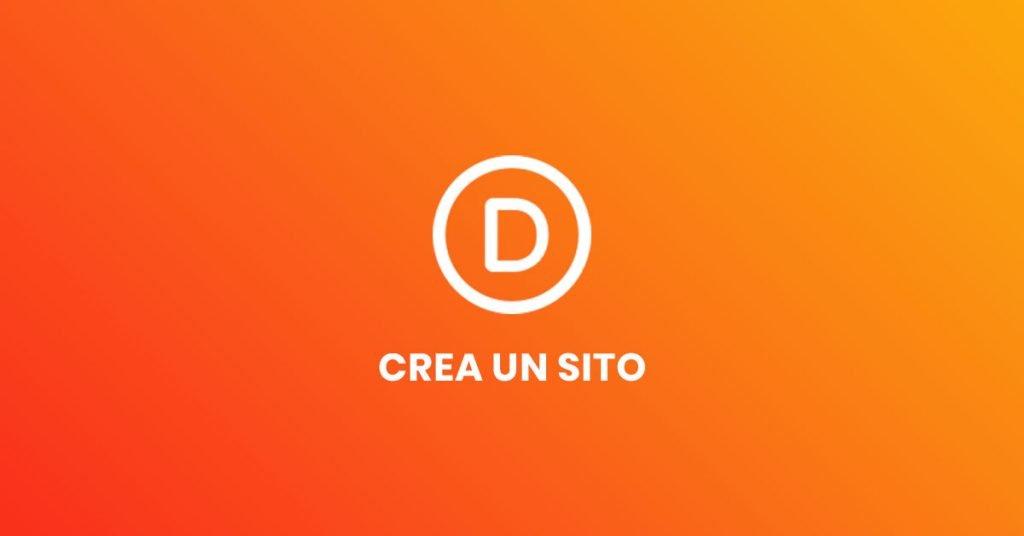 Crea il tuo sito Divi corso italiano WordPress