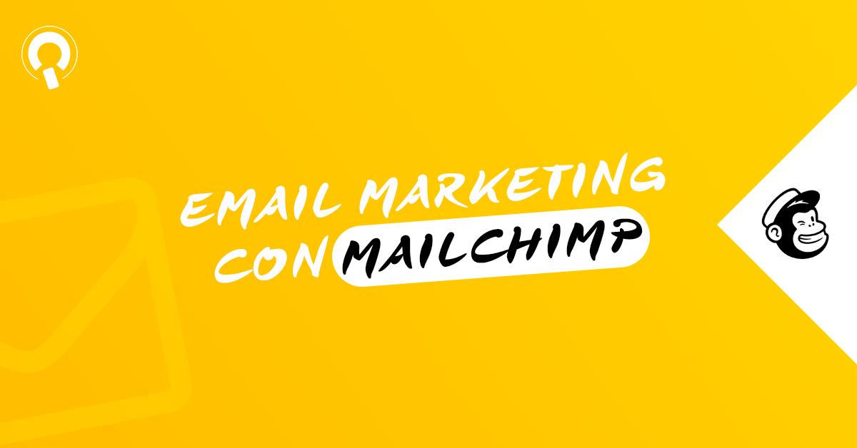 Corso email marketing con Mailchimp italiano Imparaqui