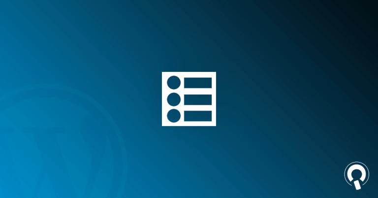 Migliori plugin table of contents wordpress indice sommario contenuti