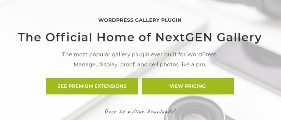Migliori plugin gallery WordPress