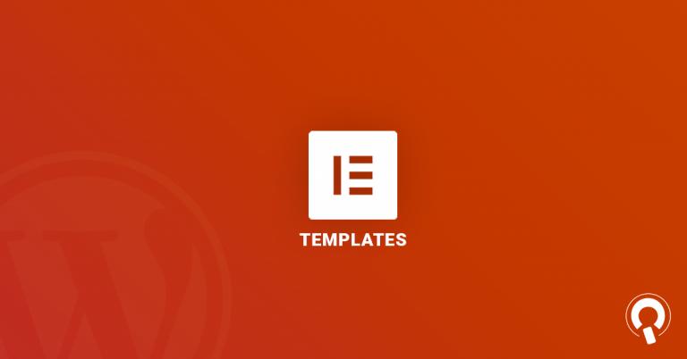 Migliori template per Elementor
