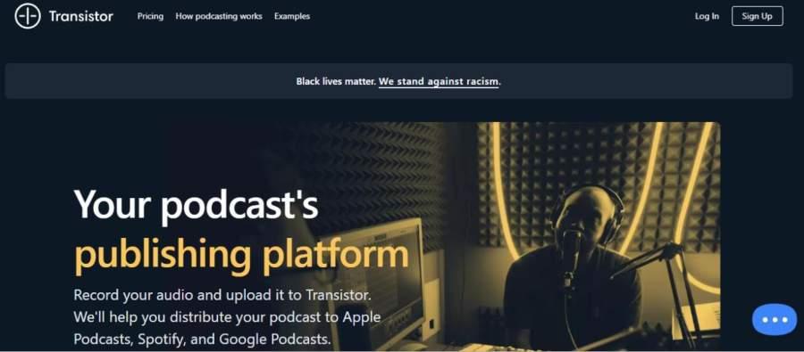 Migliori piattaforme podcast