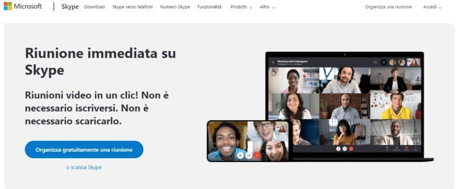 Videoconferenze online gratis