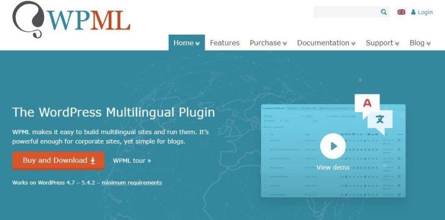 Migliori plugin traduzione WordPress