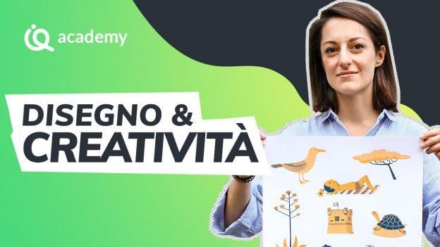 Corso disegno e creatività ragionare per immagini Annalisa Papagna - imparaqui