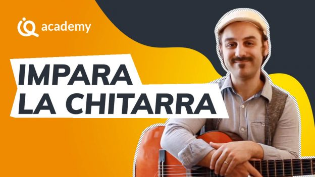 Corso online di chitarra per principianti Alessio Puccinelli - imparaqui