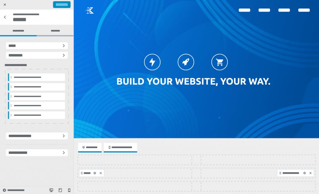 Migliori temi WordPress gratis - Kadence