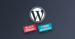 Migliori Offerte WordPress Black Friday Cyber Monday 2020