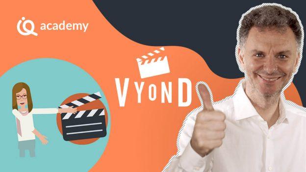 Corso Vyond italiano animazioni 2d video marketing Giovanni Stivali - imparaqui