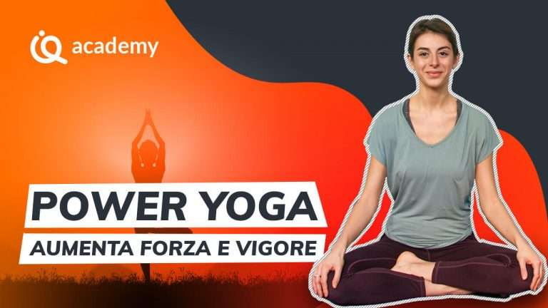 Corso Online Yoga Power diventare forti e vigorosi grazie allo yoga corso online con Valentina Paradiso su imparaqui