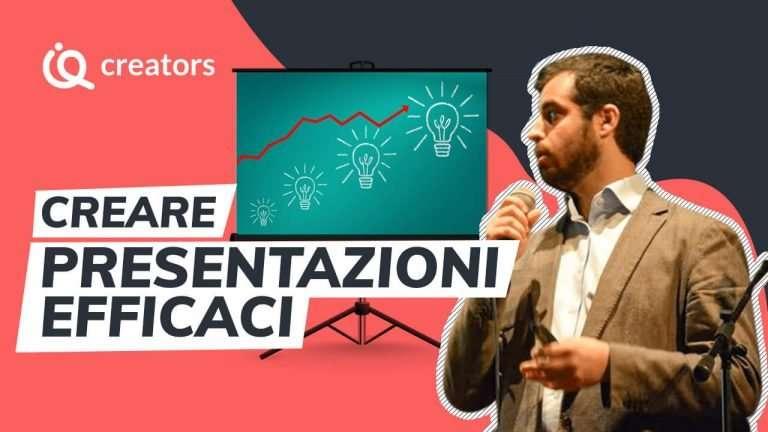 Corso presentazioni efficaci Gilberto Cavallina imparaqui - testo