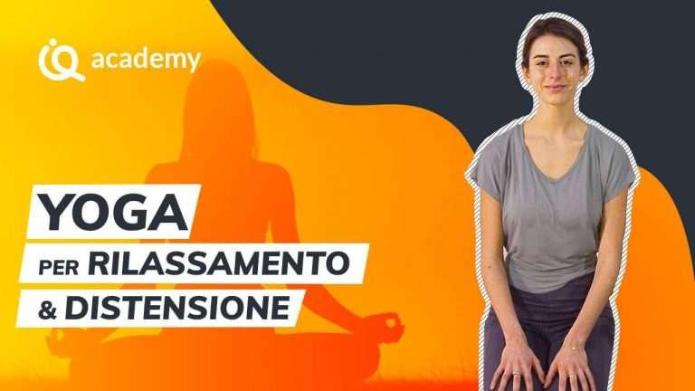 Corso yoga online unwind rilassamento Valentina Paradiso imparaqui