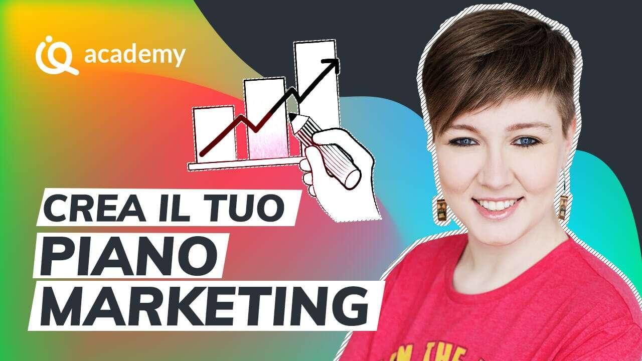 Corso di marketing online da newbie a pro Patrizia Frattini - imparaqui